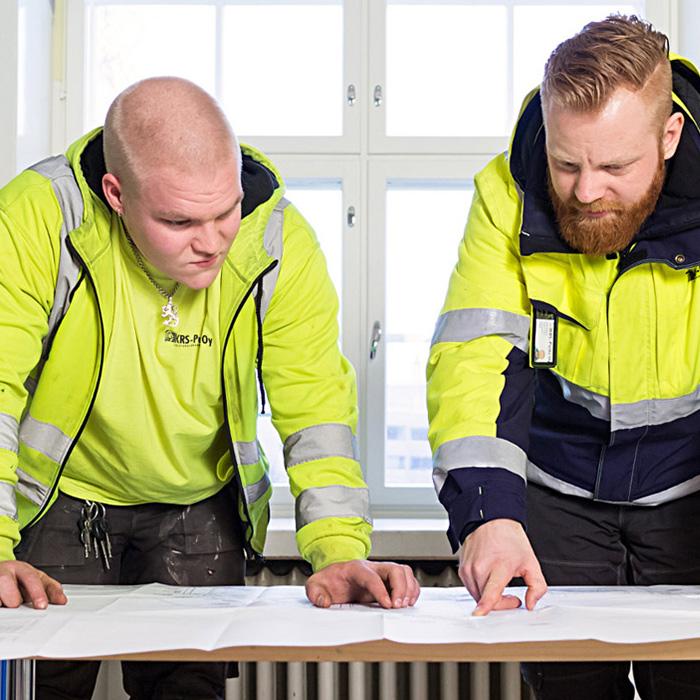 Tarjoamme korjausrakentamis-, saneeraus- ja LVI-urakointipalvelua pääkaupunkiseudulla.